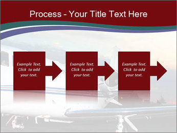 Private Plane PowerPoint Template - Slide 88