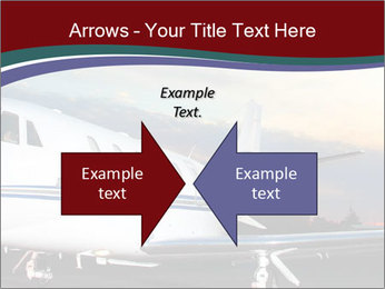 Private Plane PowerPoint Template - Slide 90