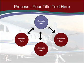 Private Plane PowerPoint Template - Slide 91