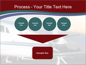Private Plane PowerPoint Template - Slide 93