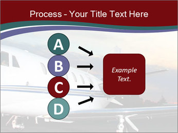 Private Plane PowerPoint Template - Slide 94