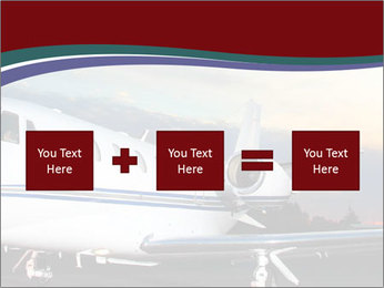 Private Plane PowerPoint Template - Slide 95