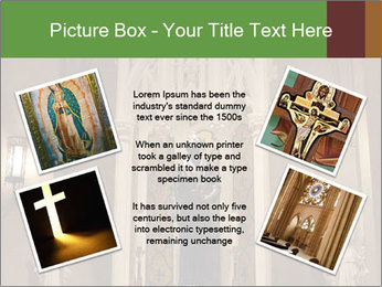 Candles In Christian Church PowerPoint Templates - Slide 24