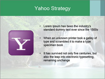 Exotic Waterfall PowerPoint Templates - Slide 11