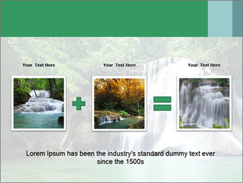 Exotic Waterfall PowerPoint Templates - Slide 22