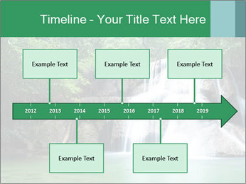 Exotic Waterfall PowerPoint Templates - Slide 28