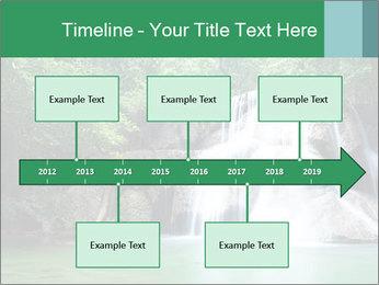 Exotic Waterfall PowerPoint Template - Slide 28