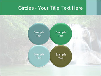 Exotic Waterfall PowerPoint Template - Slide 38