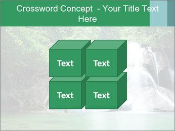 Exotic Waterfall PowerPoint Template - Slide 39