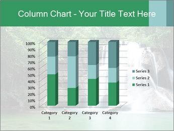 Exotic Waterfall PowerPoint Template - Slide 50