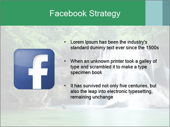 Exotic Waterfall PowerPoint Templates - Slide 6