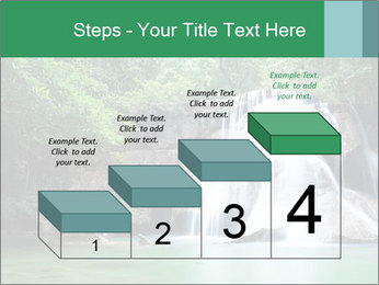 Exotic Waterfall PowerPoint Template - Slide 64
