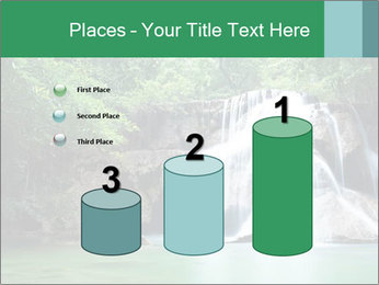 Exotic Waterfall PowerPoint Template - Slide 65