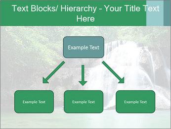 Exotic Waterfall PowerPoint Template - Slide 69