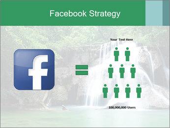 Exotic Waterfall PowerPoint Template - Slide 7