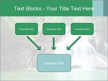 Exotic Waterfall PowerPoint Template - Slide 70