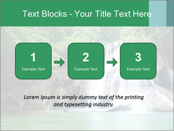 Exotic Waterfall PowerPoint Templates - Slide 71