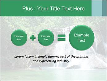 Exotic Waterfall PowerPoint Template - Slide 75