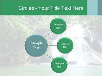 Exotic Waterfall PowerPoint Template - Slide 79