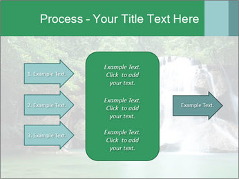 Exotic Waterfall PowerPoint Template - Slide 85