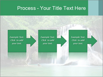 Exotic Waterfall PowerPoint Template - Slide 88
