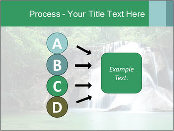 Exotic Waterfall PowerPoint Template - Slide 94