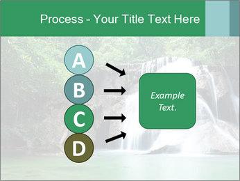 Exotic Waterfall PowerPoint Template - Slide 94