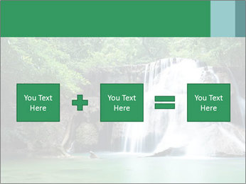 Exotic Waterfall PowerPoint Template - Slide 95
