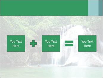 Exotic Waterfall PowerPoint Template - Slide 95