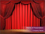 Classic Stage PowerPoint Templates