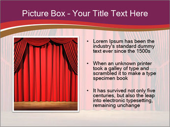 Classic Stage PowerPoint Template - Slide 13