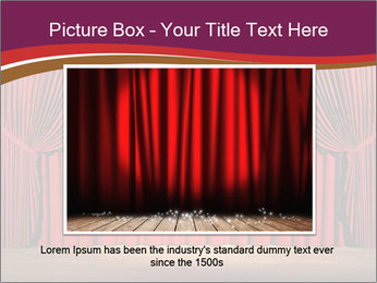 Classic Stage PowerPoint Template - Slide 15