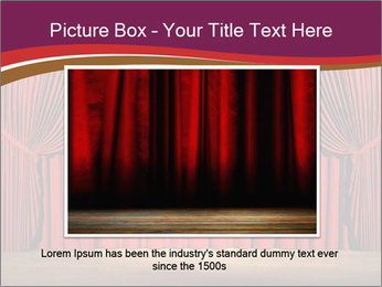 Classic Stage PowerPoint Template - Slide 16