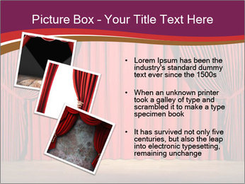Classic Stage PowerPoint Template - Slide 17