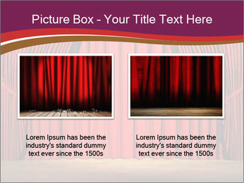 Classic Stage PowerPoint Template - Slide 18