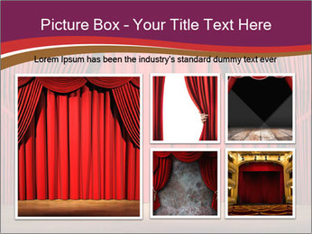 Classic Stage PowerPoint Template - Slide 19