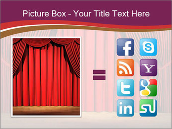 Classic Stage PowerPoint Template - Slide 21