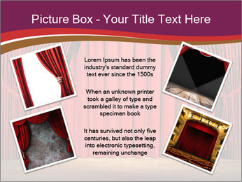 Classic Stage PowerPoint Template - Slide 24