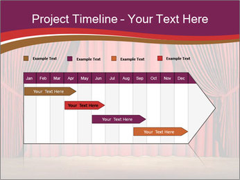 Classic Stage PowerPoint Template - Slide 25