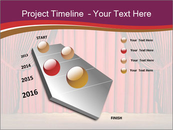 Classic Stage PowerPoint Template - Slide 26