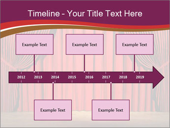 Classic Stage PowerPoint Template - Slide 28