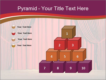 Classic Stage PowerPoint Template - Slide 31