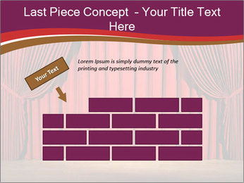Classic Stage PowerPoint Template - Slide 46