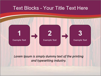 Classic Stage PowerPoint Template - Slide 71