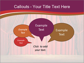 Classic Stage PowerPoint Template - Slide 73