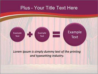 Classic Stage PowerPoint Template - Slide 75
