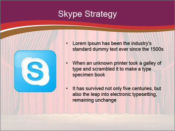 Classic Stage PowerPoint Template - Slide 8