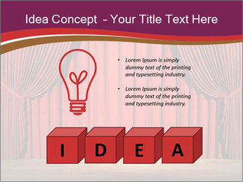 Classic Stage PowerPoint Template - Slide 80