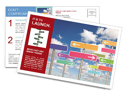 0000092001 Postcard Template