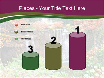 Waterfall In Thailand PowerPoint Templates - Slide 65